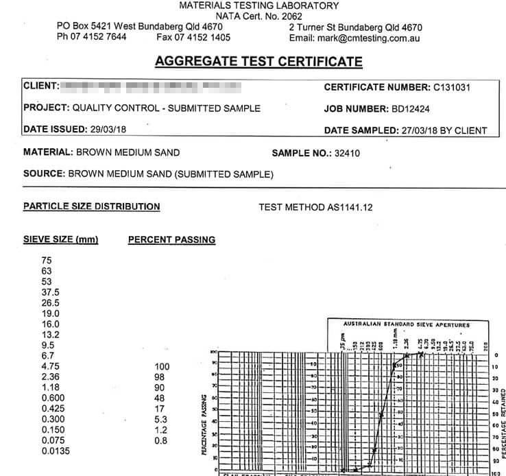 material-report