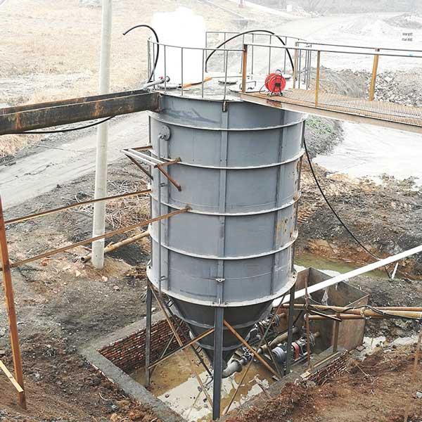 sludge-thickener