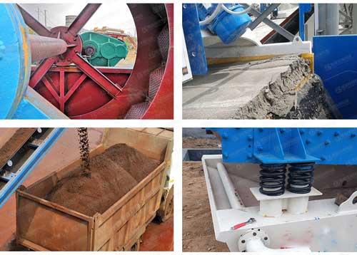 wheel-sand-washer