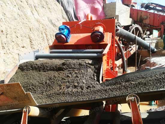 sand-dewatering-screen