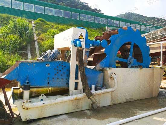 sand-washing-and-sieving-machine
