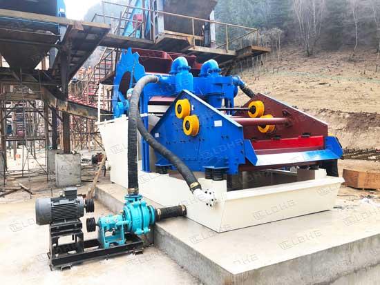 aggregate-sand-washing-machine