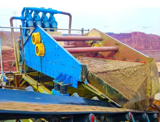dewatering-screen-sand-wash