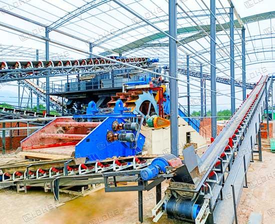 sand-production-line-price
